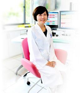 谷村葉子医師