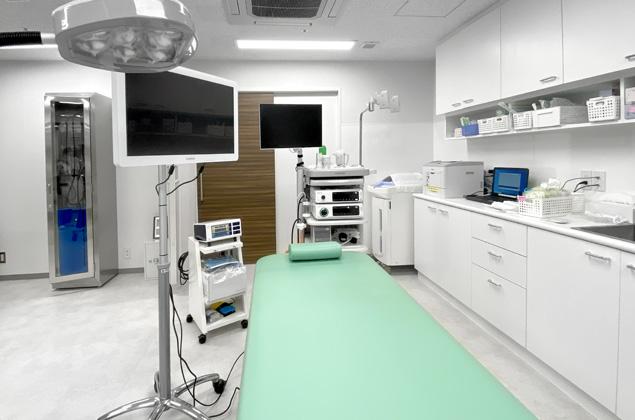 手術室・内視鏡室