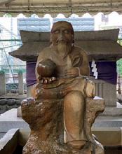 鹽竈神社 無三殿(むさんど)社の河童の神様